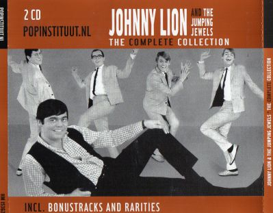 Johnny Lion And The Jumping Jewels - The Complete Collection-front