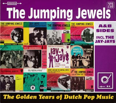 The Jumping Jewels - Golden Years Of Dutch Pop Music-front